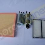 ssangyong hava yakıt filtresi